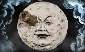 Le Voyage Dans La Lune The Moon of Georges Melies Statue Wa | Sideshow  Collectibles