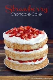 35 best strawberry shortcake recipes