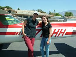 First Solo - Molly Culver - CP Aviation blog