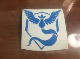 Team Mystic Articuno Decal Bd15 Decals Props
