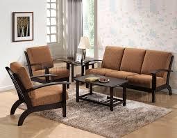 yg331 wooden sofa set furniture