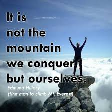 quotes about climbing mount everest quotes