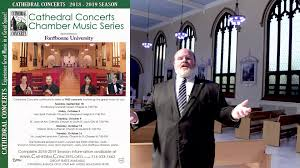 St. Louis Cathedral Concerts - Cathedral Concerts Chamber Music Series |  Facebook