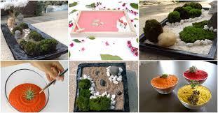 mini zen garden ideas to bring