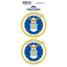 Military Branch Decals Stickers Die Cut Vinyl