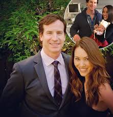 Rob Huebel's Wife Talks About Their Wedding; Welcomed A Beautiful Daughter  Despite Complications
