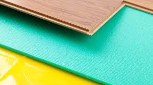 underlayment for laminate flooring