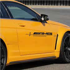 Buy Pro Czech Gosklno Benz Amg Modified Car Door Stickers Car Stickers Personalized Car Stickers Body Stickers Affixed Stickers Reflective Stickers In Cheap Price On M Alibaba Com