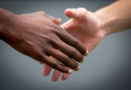 Black White Handshake Stock Photos, Pictures & Royalty-Free Images ...
