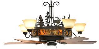 cedarcrest chandelier ceiling fan