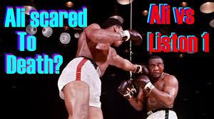 Image result for boxer  Muhammed Ali, defeats  Sonny Liston