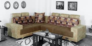 cody 6 seater corner sofa in cream