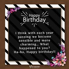 feeling birthday wishes