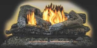 kozy world vent free gas log set for