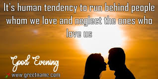 good evening quotes message for friend greet