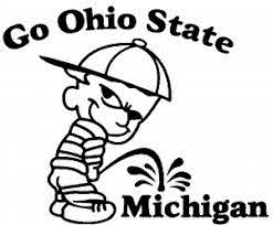 Go Ohio State Car Or Truck Window Decal Sticker Or Wall Art All Time Auto Graphics