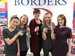 Scottish win sees Borders College students head to Blackpool for National  Finals