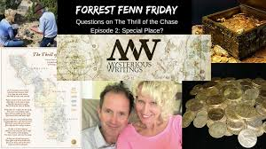 Forrest Fenn Friday: Questions on The ...