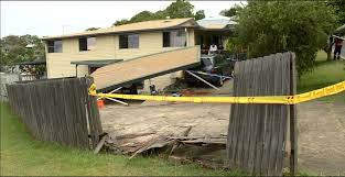 Nbn News Man Crashes Through Fence And Carport In Coffs Harbour