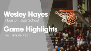 Wesley Hayes - Hudl