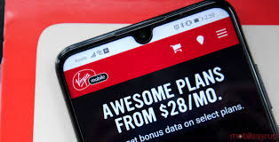 virgin mobile says it has no plans to