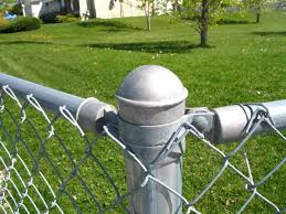 China Custom Chain Link Fence Fitting Post Cap Round Dome Post Cap Aluminum Manufacturers And Suppliers Factory Price Gold Power Machinery