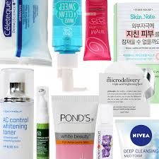 10 must have skin care s