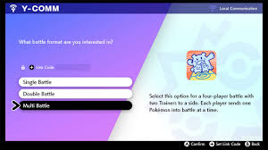 Pokemon Sword and Shield - How to Battle Friends, Play Multiplayer Online