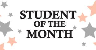 Image result for student of the month images