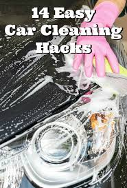 14 car cleaning hacks to make your car