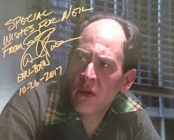InItForTheMoney's Terminator Autographs: Earl Boen as Dr. Peter Silberman