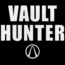 Borderlands Vault Hunter Decal Sticker