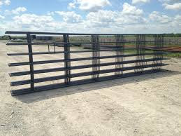Continuous Fence Panels Corrals Corral Panels Cattle Lagind Com 660 347 5413 Cattle Livestock Fence Panels