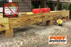 Fence Post Protection On Top