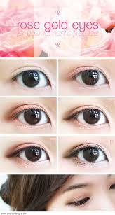 makeup korean eyes saubhaya makeup