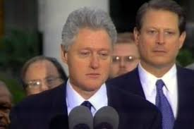 From the Archives, 1998: The US in turmoil as Bill Clinton is ...