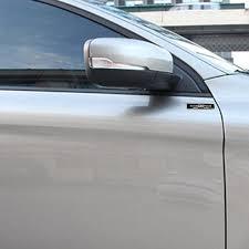 2pcs Mugen Power Side Emblem Sticker For Honda Civic Crv Crosstour Accord Natalex Auto