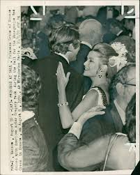 Amazon.com: Vintage photo of Grace Kelly Film actress with Gregory Peck.:  Entertainment Collectibles