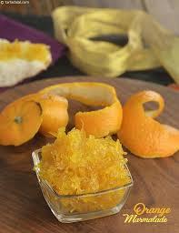 orange marmalade recipe indian