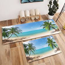 sand ocean seacape area rugs floor mat