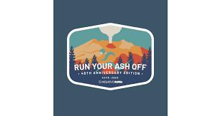 Run Your Ash Off Challenge - Find A Participant