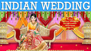 royal indian wedding arrange
