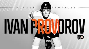 Top Moments: Ivan Provorov Season in Review
