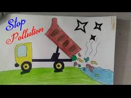 stop water pollution save earth