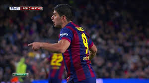 Luis Suarez vs Atletico Madrid Home HD 1080i (21/01/2015) by LuisSuarez9 -  YouTube