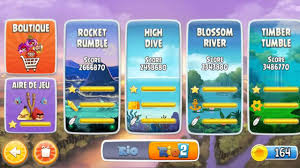 Angry Birds Rio Mod Apk v2.6.2 unlimited powers up - YouTube