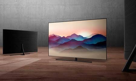 Resultado de imagen para QD-OLED: cómo funciona y qué ventajas nos propone la tecnología de Samsung para teles que combina paneles OLED y puntos cuánticos