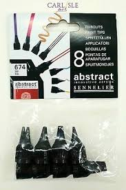 sennelier abstract innovative acrylic 8