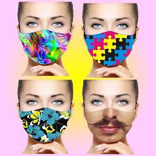 Zaščitna maska tudi kot modni dodatek? - Moda in lepota - TIMES.si