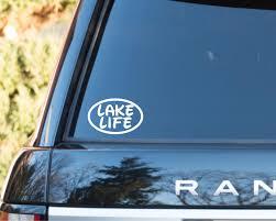 Lake Life Vinyl Decal Lake Life Sticker Lake Life Decal Lake Life Car Decal Lake Decal Lake Sticker Lake Life Lake Lovers Decal Lake